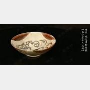 马未都脱口秀《观复嘟嘟》第82期:丝绸之路,唐代长沙窑云气纹碗