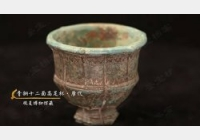马未都脱口秀《观复嘟嘟》第107期:唐代青铜十二面高足杯