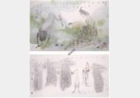 著名艺术家姜也作品欣赏